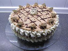 Lebkuchen - Torte 1