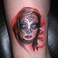 Sugar+Skull+Tattoo | Sugar Skull Tattoo
