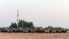 Bedingung der Türkei erfüllt: USA: Kurden haben sich zurückgezogen
