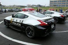 Nissan Z Highway Patrol Car