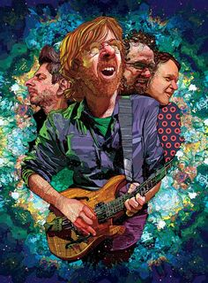 How Phish Learned to Get Along - Rolling Stone
