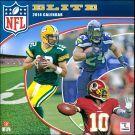 NFL Elite 2014 Wall Calendar | Assorted Football | CALENDARS.COM Nfl Calendar, 2021 Calendar, Football, Baseball Cards, Wall, Life, Soccer, Futbol, American Football