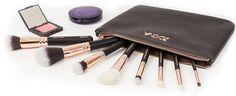 Ma revue sur le kit de pinceaux Zoeva. Aujourd'hui je viens vous parler de pinceaux de maquillage, et plus particulièrement du kit « Rose Golden Luxury »...