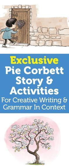 Pie Corbett's KS1/2 Fiction – Elf Road – Develop Grammar And Writing Skills With This Portal Story