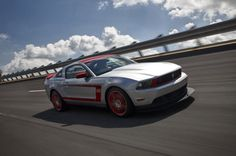 "American consumers are satisfying their need for speed and that ""American Muscle"" in globally friendly ways. This 2012 Ford Mustang is an example of that, it is an economical car averaging 31mpg on the highway but also coming with a stock horse power rating upwards of 300. -Tyler Mueller"