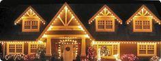 professional roof line lighting