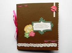 Day Book, Amy Tangerine style @ crafts and coffee