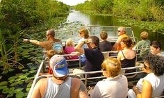Groupon - Eco-Adventure Airboat Tour for One, Two, or Four at Everglades Safari Park (20% Off) in Everglades. Groupon deal price: $20