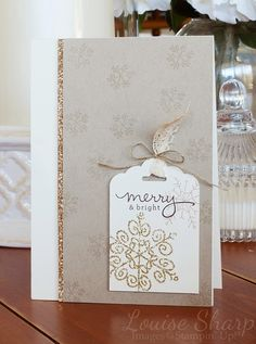 Stampin' Up! | INKspired Blog Hop - Endless Wishes | By Louise Sharp