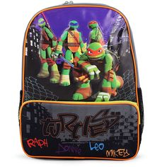 TMNT Backpack [Turtles]