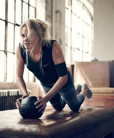 The Med Ball Cardio Challenge: Intense Fat Burning Workout Video