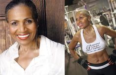 GRANDMOTHER ERNESTINE SHEPHERD AT AGE 75