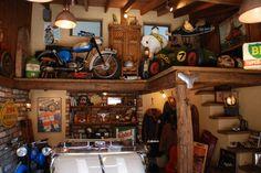 what a garage!!