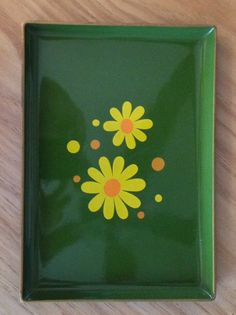 Vintage tip tray by Takahashi by theevintageshop on Etsy, $5.00