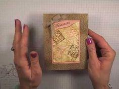 Simply Simple FLASH CARD - Vintage Memories by Connie Stewart