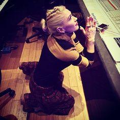 Thanking the Music God  #prayyourway @gwenstefani #pray #music #blessed #gwenstefani