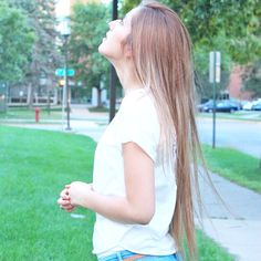 #haircolors #hairstyle #blonde #longhair
