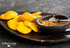 receta sopaipillas mapuches - Buscar con Google