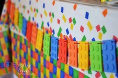 Legos, lego movie, lego friends Birthday Party Ideas   Photo 1 of 31   Catch My Party