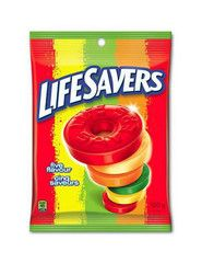 Lifesavers Five Flavour | Candy Funhouse