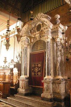Padova Synagogue, so many memories