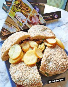 #Club_Burger🥪🍔...κυκλοφορεί με μπιφτέκι και με γύρο, για να παρτάρεις κάθε μεσημέρι!  ☎️2310.632180 💻 www.krepatown.gr 📍 Μιχαήλ Καραολή 20, Συκιές  #krepatown #Συκιές #Νεάπολη #Πολίχνη #yummy #delicious #delivery