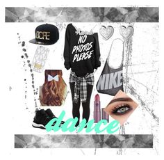 """dance rehearsel"" by kimberly-benito on Polyvore"