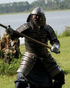 View topic - SCA Mongols in metal lamellar