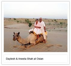 Stunning temples, a desert oasis, camel safaris and spectacular sunsets. Osiyan is a visit in luxury to the heart of the fearsome Thar Desert of Rajasthan.