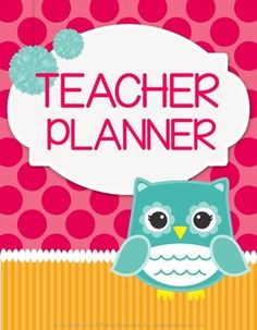 Teacher Binder and Planner editable and ready for you to personalize!Does your lesson planner feel so 1992?  Kick the 90's unpractical lesson planner to the curb and get ORGANIZED with a modern pretty planner built just for you. No more apples from 1992.No more limits on how big or small the squares in your planner are.No more feeling frazzled.A best seller since March 2012, this all-in-one planner and organizer has helped thousands of teachers stay organized and prepared for their school…