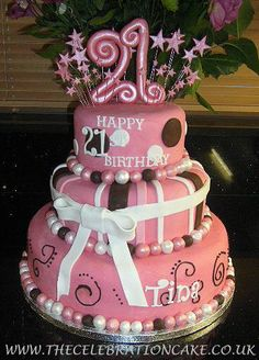 Cake Boss Edible Images : 21st birthday on Pinterest 21st Birthday, 21st Birthday ...