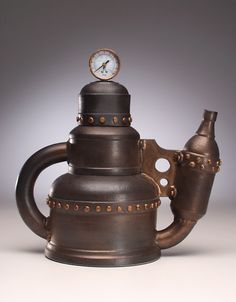 1000 Images About Ceramic Steampunk On Pinterest