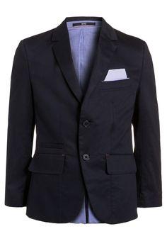 Kleding BOSS Kidswear Colbert - marine Donkerblauw: 174,95 € Bij Zalando (op 21/01/16). Gratis verzending & retournering, geen minimum bestelwaarde en 100 dagen retourrecht!
