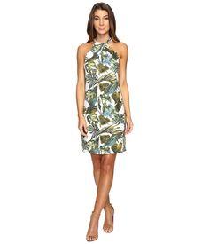 Tommy Bahama Villa Fronds Short Dress
