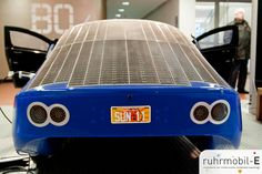 SolarCar PowerCore SunCruiser Show | Flickr - Photo Sharing!