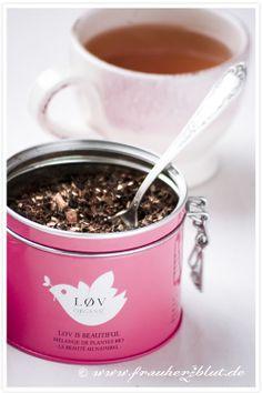 Bloody Crème-Brulée-Tartes|| Frau Herzblut Lov Organic Tea