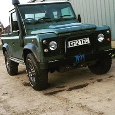 Actually quite clean for once #defender90 #puma #tdci #landroverdefender #landyfordays by michaelfermor Actually quite clean for once #defender90 #puma #tdci #landroverdefender #landyfordays