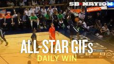 John Wall and the best GIFs from NBA All-Star Weekend (Daily Win)