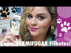 Como Vermifugar FILHOTES! (Cachorro/Cão/Dog/Pet) - YouTube