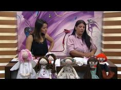 Mulher.com - 21/09/2016 - Anjinha de pano - Silvia Torres P1 - YouTube