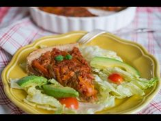 [Gourmet Végétarien] Tarte à la Tchoukchouka - YouTube