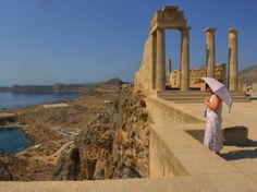 GREECE CHANNEL | acropolis at lindos