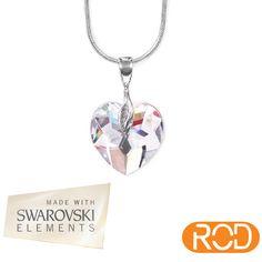 Porque todo lo que se hace con #SWAROVSKI ELEMENTS lleva un sello único: en #ROD somos distribuidores   autorizados.