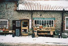 Picnic Fayre Delicatessen from Bella Illusione Cafe Bistro, Shops, England And Scotland, England Ireland, Shop Fronts, Shop Around, Cafe Restaurant, Restaurant Design, Vintage Roses