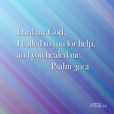 All we have to do is ask and healing is ours. #verseoftheday #Helpingyoulivewell