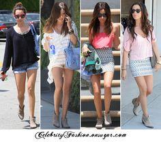 Ashley Tisdale got style!!
