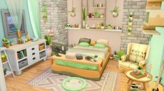The Sims 4 Lots, The Sims 4 Pc, My Sims, Sims Cc, Sims 4 House Plans, Family House Plans, Sims 4 Bedroom, Sims 4 House Design, Sims Building