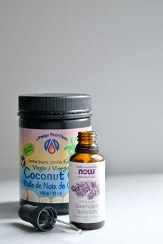 Homemade Coconut Oil Hair Treatment