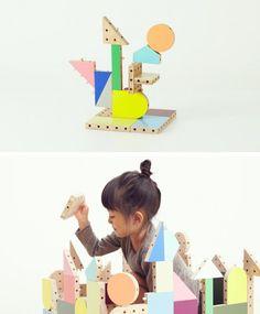 Torafu Blocks | Little Gatherer