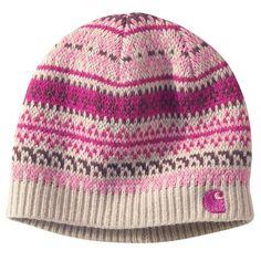 Carhartt 100020 Women's Folk Pattern Hat « Clothing Impulse